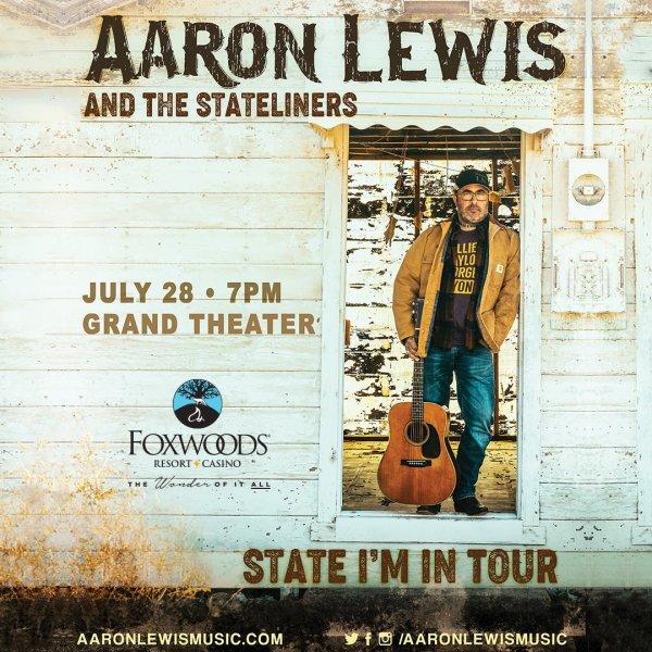 None - Aaron Lewis