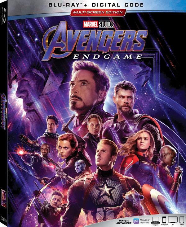 None - Avengers: Endgame
