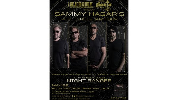 None - Win tickets to see Sammy Hagar