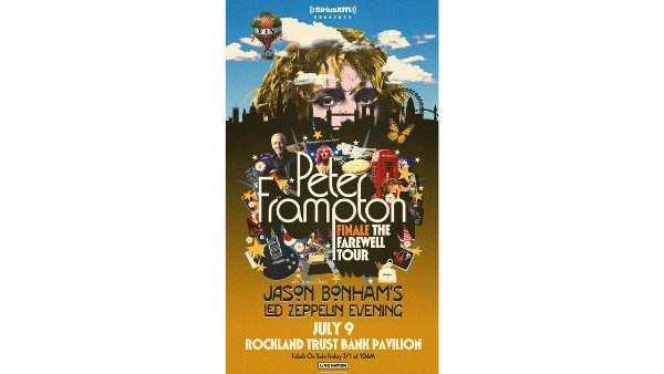 None - Win tickets to see Peter Frampton!