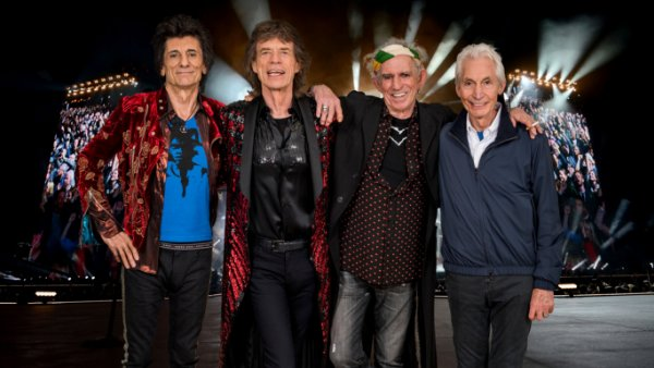 None -   Win tickets to see The Rolling Stones!