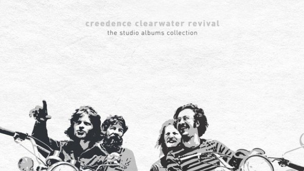 None - Win a Creedence Clearwater Revival - The Studio Albums Box Set!