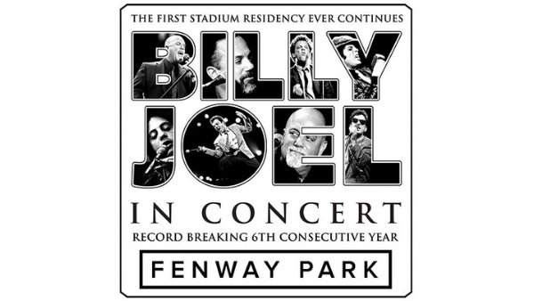 None - Win tickets to see Billy Joel at Fenway!