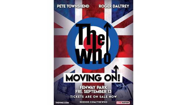 None - Win tickets to The Who