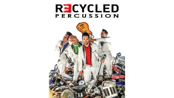 None - Win tickets to see Recycled Percussion