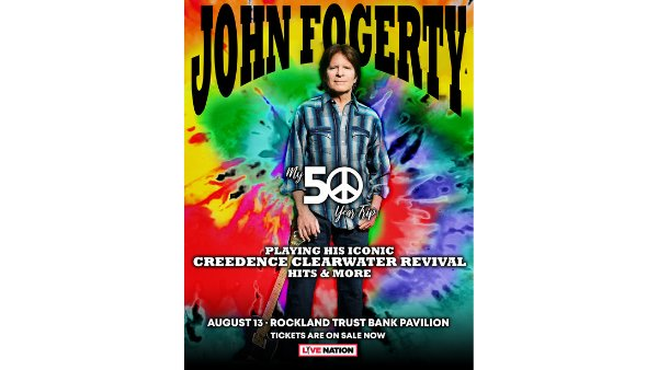 None - Win tickets to see John Fogerty