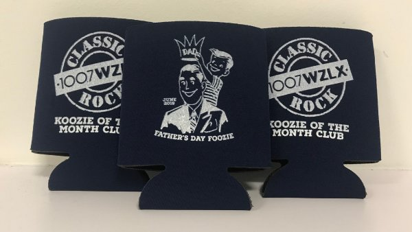 None - Join Karlson, McKenzie and Heather's Koozie Of The Month Club!