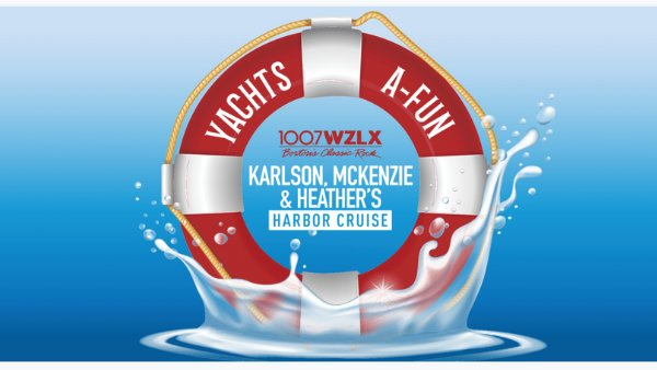 None - Win tickets to Karlson, McKenzie and Heather's 'Yachts-A-Fun' Cruise
