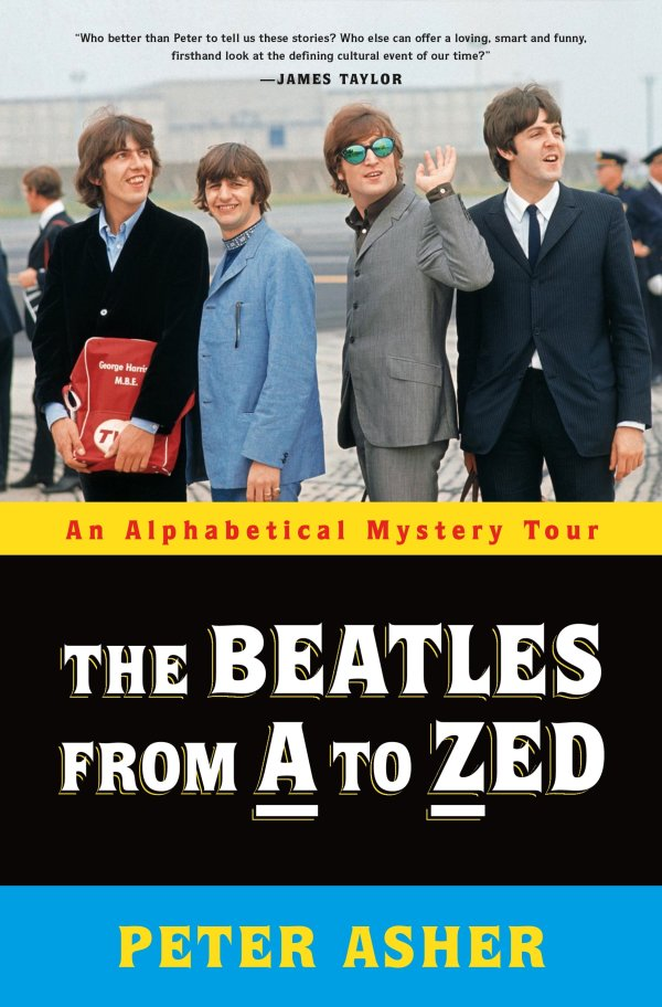 None - Win a copy of Beatles A to Zed by Peter Asher