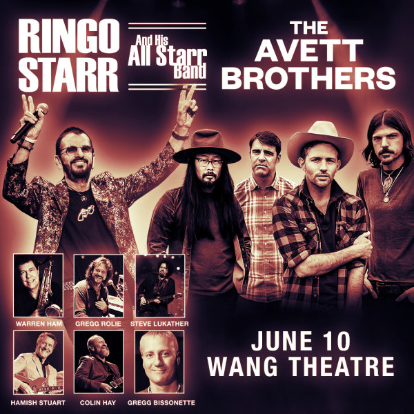 None - Win ticket to see Ringo Starr!