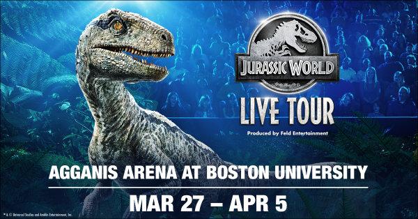 None - Win tickets to Jurassic World