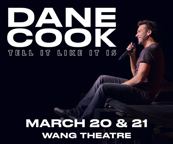 None - Win tickets to Dane Cook