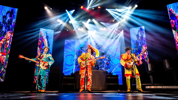 None - Win tickets to RAIN: A Tribute to The Beatles