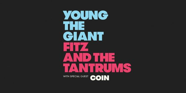 None - Win tickets to Young the Giant / Fitz and the Tantrums at The AMP with Hot Mix 101.9!