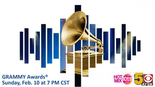 None - Enter for a chance to win a trip to the Grammy Awards!