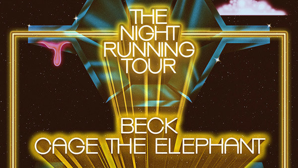 None - TEXT TO WIN BECK AND CAGE THE ELEPHANT