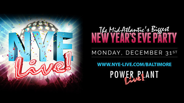 None - Power Plant Live New Year's Eve Party