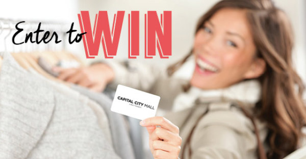 None - Capital City Mall Gift Card Giveaway
