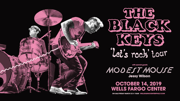 None - WIN BLACK KEYS TICKETS!