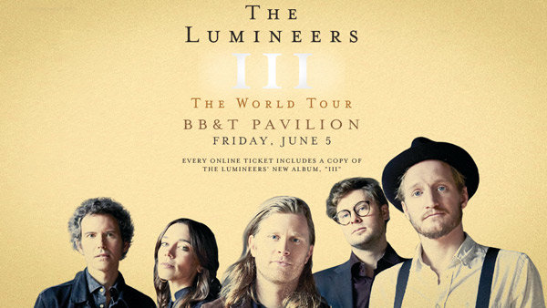 None - LUMINEERS TICKETS!