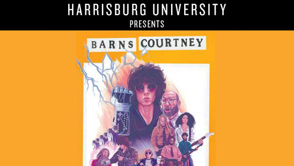 None - BARNS COURTNEY PRESENTED BY HARRISBURG UNIVERSITY!