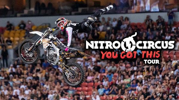 None - NITRO CIRCUS AT FNB FIELD!