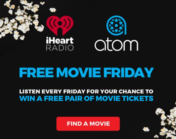 None - Free Movie Friday with Atom Tickets