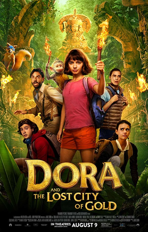 None - Win ROE Passes to Dora and The Lost City of Gold!