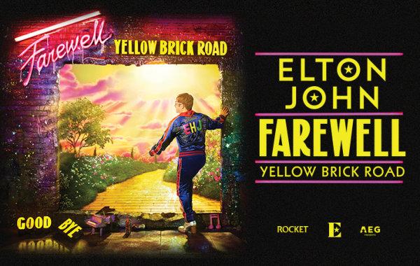 None - Elton John Tickets
