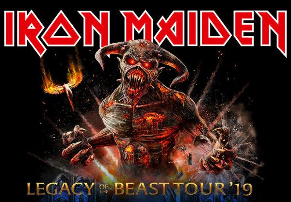 None - Win Iron Maiden tickets!