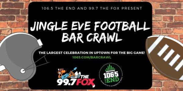 None - Jingle Eve Bar Crawl