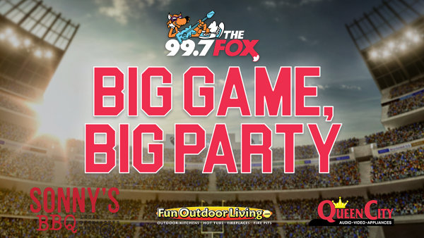 None - Big Game, Big Party: Win a TV, Grill & Sonny's BBQ!