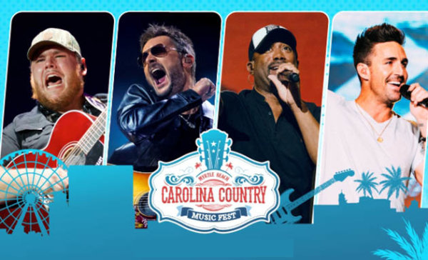 None - Carolina Country Music Fest Tickets