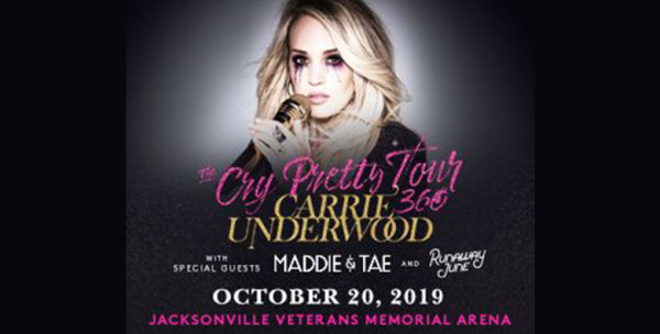 None - Carrie Underwood - The Cry Pretty Tour 360