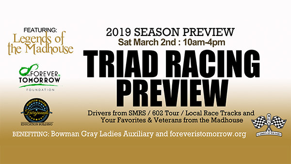 None - 2019 Triad Racing Preview