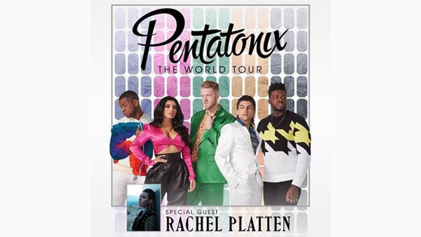 None - Pentatonix: The World Tour Greensboro Tickets