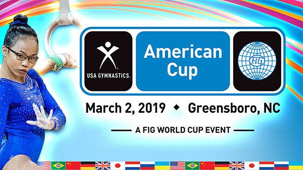 None - USA Gymnastics 2019 American Cup