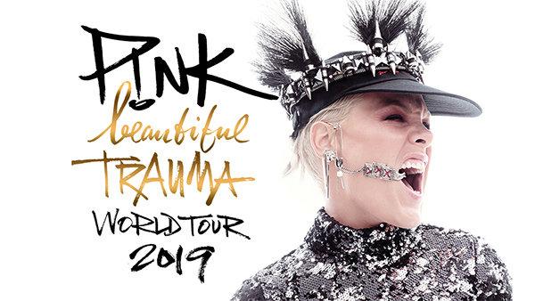 None -  Pink Beautiful Trauma World Tour