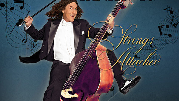 None - Weird Al Yankovic Strings Attached Tour Tickets