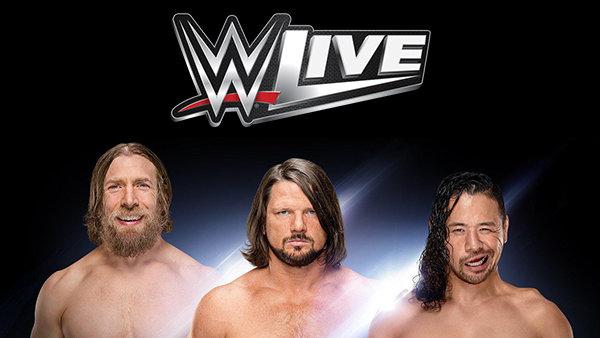 None - WWE Live Greensboro Coliseum