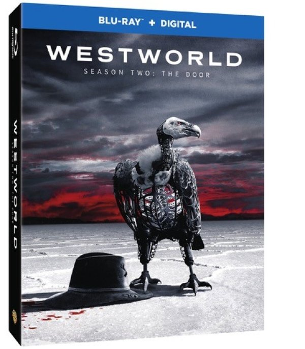 None -  Westworld: Season Two: The Door on Blu-ray and Digital
