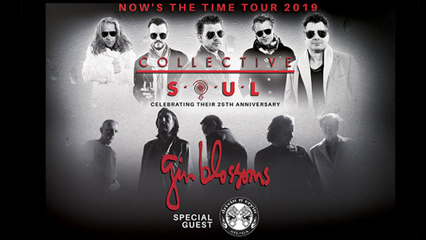 None - Collective Soul and Gin Blossoms Now's the Time Tour Tickets