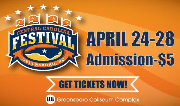 None - Central Carolina Festival