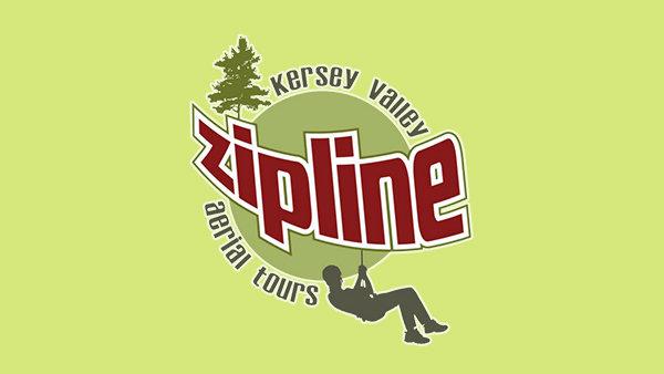 None - Kersey Valley Zipline Passes