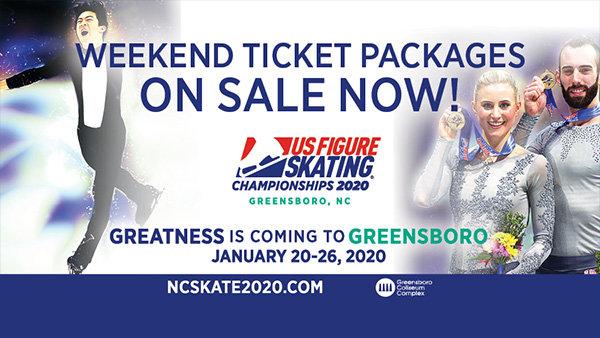 None - 2020 U.S Figure Skating National Championships Passes