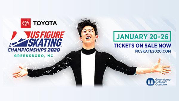 None - Toyota U.S Figure Skating Championships 2020 Passes