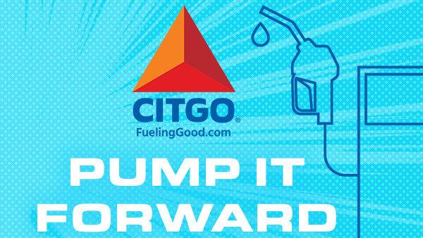 None - Citgo Pump it Forward
