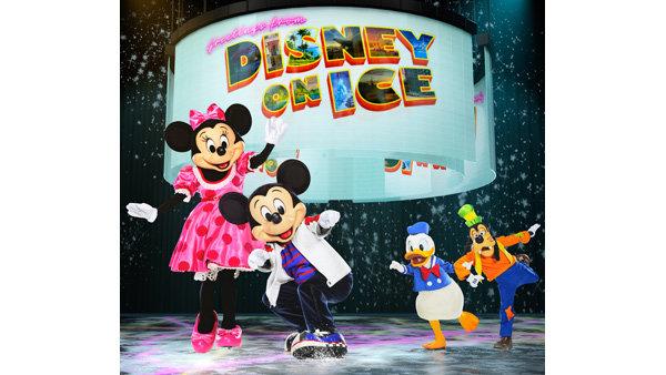 None - Disney On Ice presents Road Trip Adventures