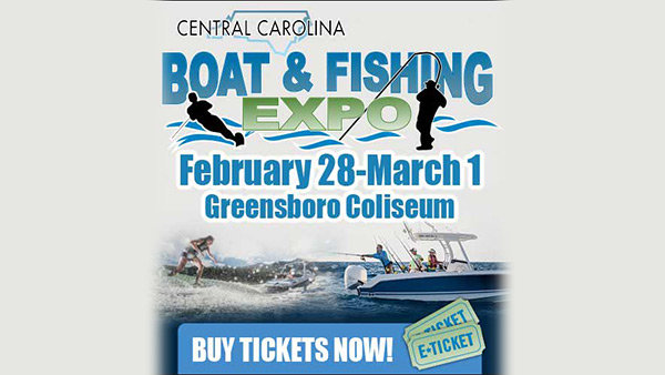 image for 2020 Central Carolina Boat and Fishing Show