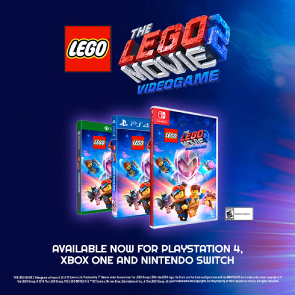 None - The LEGO Movie 2 Video Game